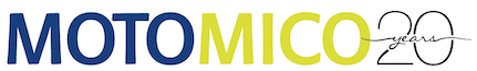MOTOMICO – 20 YEARS logo